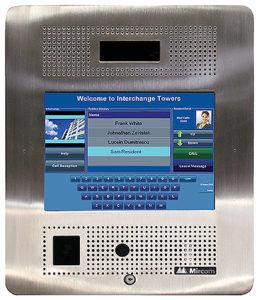 About Telephone Entry System