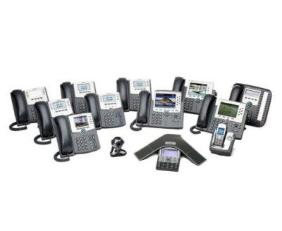 cisco ip phone family